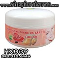 Kem dưỡng trắng da Body ốc sên - Linh chi - hx039