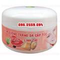 Kem dưỡng trắng da Body ốc sên  Linh chi - HX039