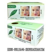 Kem trị nám và tàn nhang Kenzo Nga tinh chất sâm và trà xanh - HX008