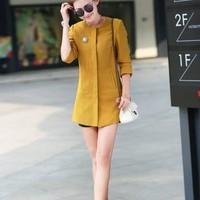 Áo khoác Blazer túi xéo - hàng cao cấp -TAKT5