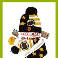 SET Mũ + Khăn BABY