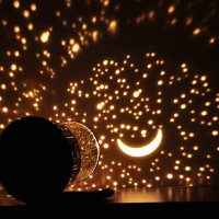 Đèn chiếu ngôi sao