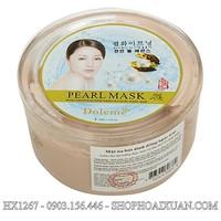 Mặt nạ bột ngọc trai DOLEME Hàn Quốc cho da trắng mịn - HX1267