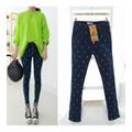 quần jeans dài chữ thập Mã: QD259