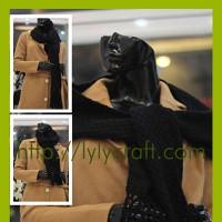 Khăn len đan tay cho nữ - Handmade