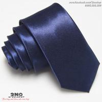 Cà vạt handmade bản nhỏ Slim fit _ Mã số: CV1401