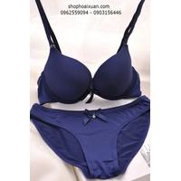 Bộ đồ lót thun mịn hàng xuất khẩu Hiệu Victoria Secret - XK019