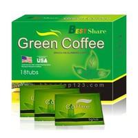 Trà Giảm Cân Green Coffee Mỹ Chính Hãng khuyến mãi