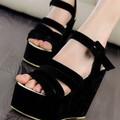 Giày sandals xuồng dây