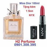 Dior Ngọt Ngào + Tặng kèm 1 Son TS002