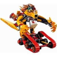 Đồ chơi LEGO CHIMA 70144 - Sư Tử Lửa Của Laval