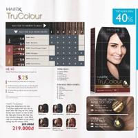 Bộ sản phẩm thuốc nhuộm tóc Hair X TruColour
