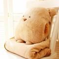 Gấu bông kèm mền đa năng Lớn