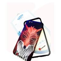 Ốp viền có mặt lưng hình thú cho iPhone 5-6-6Plus-6S-6SPlus