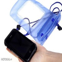 cambo 2 túi chống nước điện thoại thoải mái đi mua