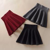 Váy ngắn xếp ly - V001