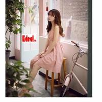 Đầm caro xinh xắn