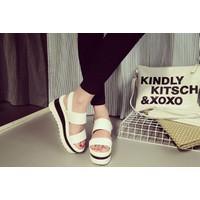 Koin - Giày sandals đế xuồng X08 - bảo hành 12 tháng