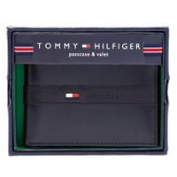 Bóp da Tommy Hilfiger Mens Ranger Passcase, Black