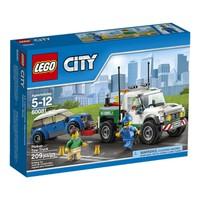 Đồ chơi Lego City 60081 – Xe bán tải cứu hộ