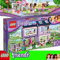 Đồ chơi LEGO Friends 41095 - Ngôi nhà của Emma