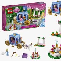 Đồ chơi Lego disney 41053 - Xe Ngựa Của Lọ Lem