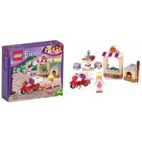 Đồ chơi Lego Friends 41092 - Cửa hàng bánh pizza Stephanie