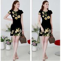 Đầm Hoa Lài 3D
