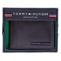 Bóp Da Tommy Hilfiger Men of Cambridge Passcase Wallet, Brown