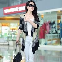 Áo Cardigan nữ dệt kim - AV013