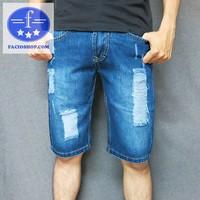 [Chuyên sỉ - lẻ] Quần short Jean nam Facioshop NP46