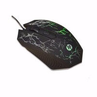 chuột Led HP dạ quang chuyên game