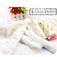 Bộ 8 khăn Nhật cho bé yêu