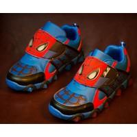 Giày trẻ em bata spiderman