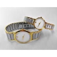Đồng hồ đôi giá rẻ C-MV1483-SG