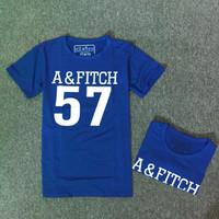 Áo thun đôi in Aber Fitch 57 - XB 769