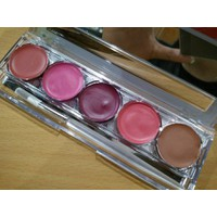 Son môi Lip Gloss Palette SET 5 MÀU CAO CẤP