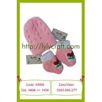 Giày - Mũ len BABY - KM66
