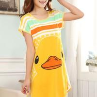 Váy Ngủ Đẹp Vịt Con