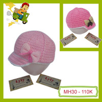 Nón len cho bé - MH30