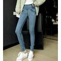quần jeans nữ lưng cao Mã: QD574