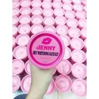Tắm trắng khô Jenny