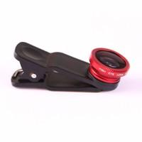 Ống kính kẹp cho điện thoại China Universal Clip Lens