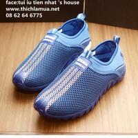 giày lười cặp nam nữ