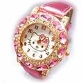 Đồng hồ Kitty dễ thương