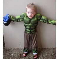Trang phục trẻ em Hulk