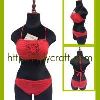 Bikini len móc  - Handmade