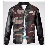 áo khoác bóng chày quân đội Mã: NK0574