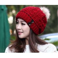 Nón mũ len thời trang Phong Cách Châu ÂU hàng nhập L1217