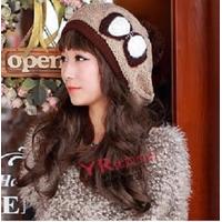 Nón mũ len phong cách Châu ÂU thời trang L1225
